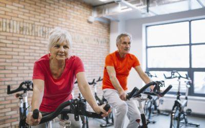 Kéo dài tuổi thọ nhờ tăng cường luyện tập cơ bắp